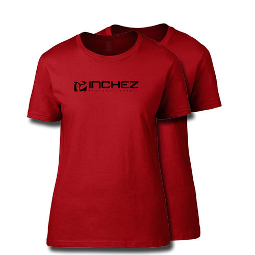 Team Shirts Girl Red